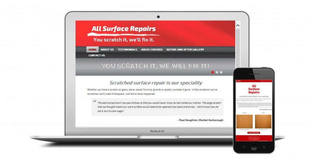 All Surface Repairs