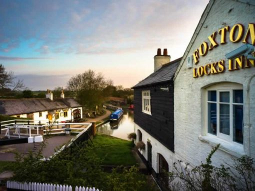 Foxton Locks Inn