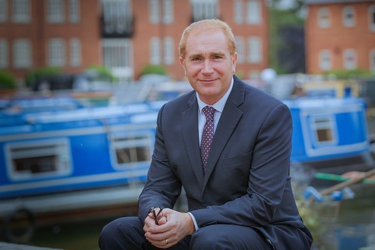 Alastair Campbell, founder of Ideal marketing