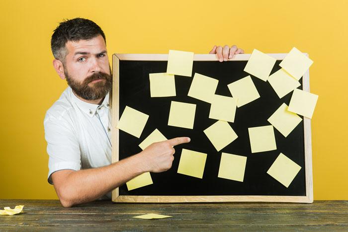idea planning brainstorming marketing topics